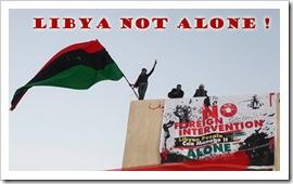 _____Libya NOT alone