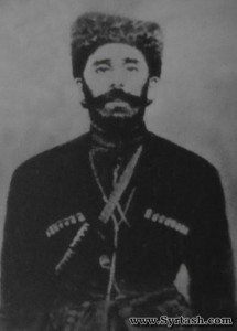 _Абрек Зелимхан Харачоевский