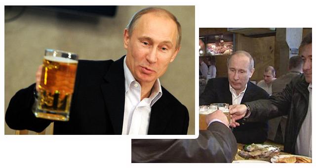 Putin_und_beer