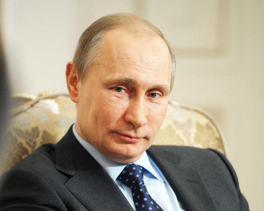 Впервые за Путина